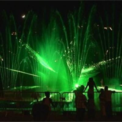 Notre Show laser