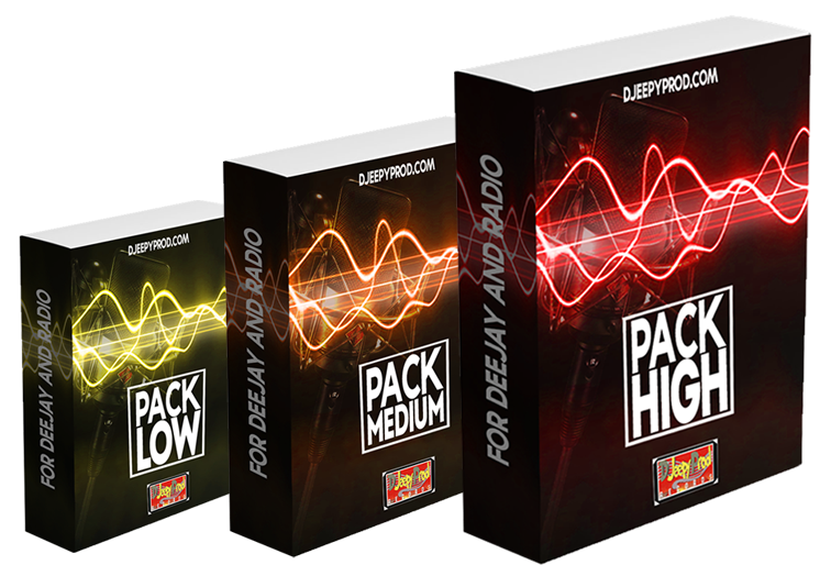 Packs de jingles Radio by DjeepyProd com