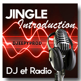 Jingle d'Introduction DJ, émission de radio..Voix Off + Sound FX