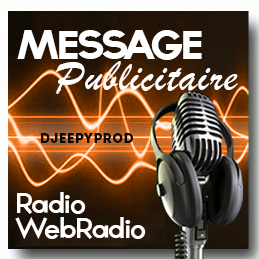 Message publicitaire jingle radio habillage d antenne webradio