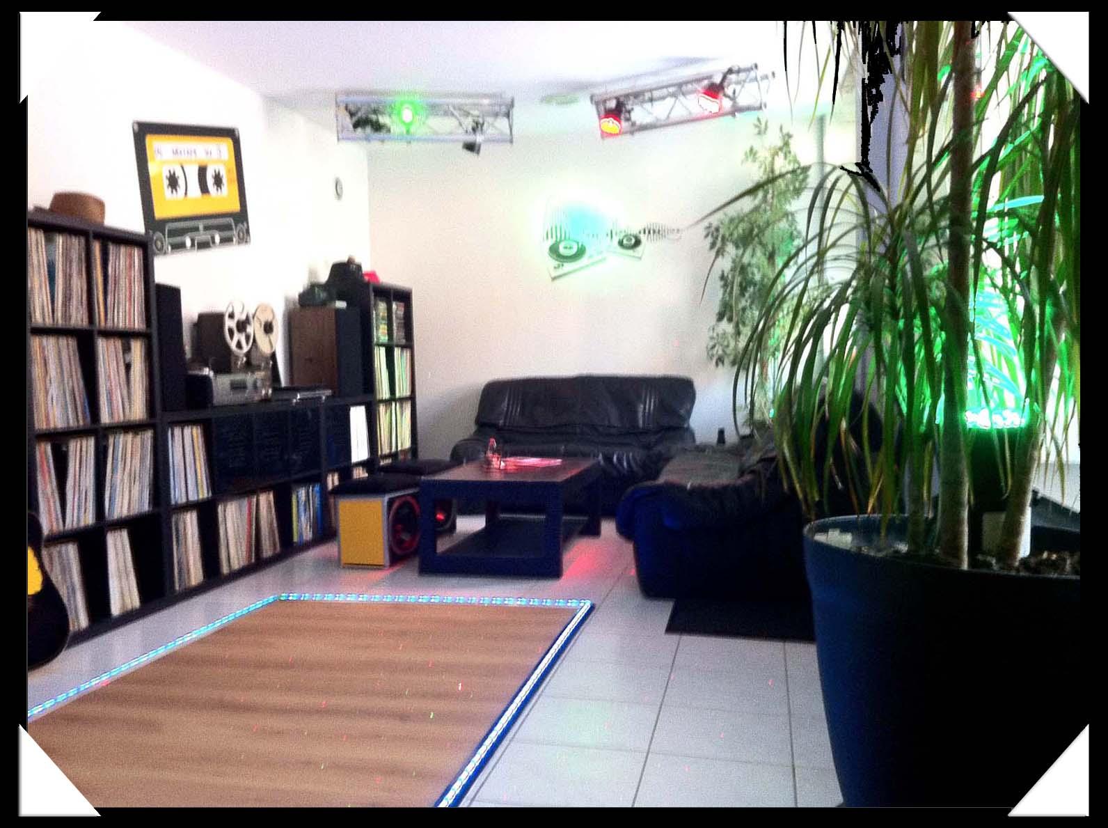 Show room espace détente Djeepyprod