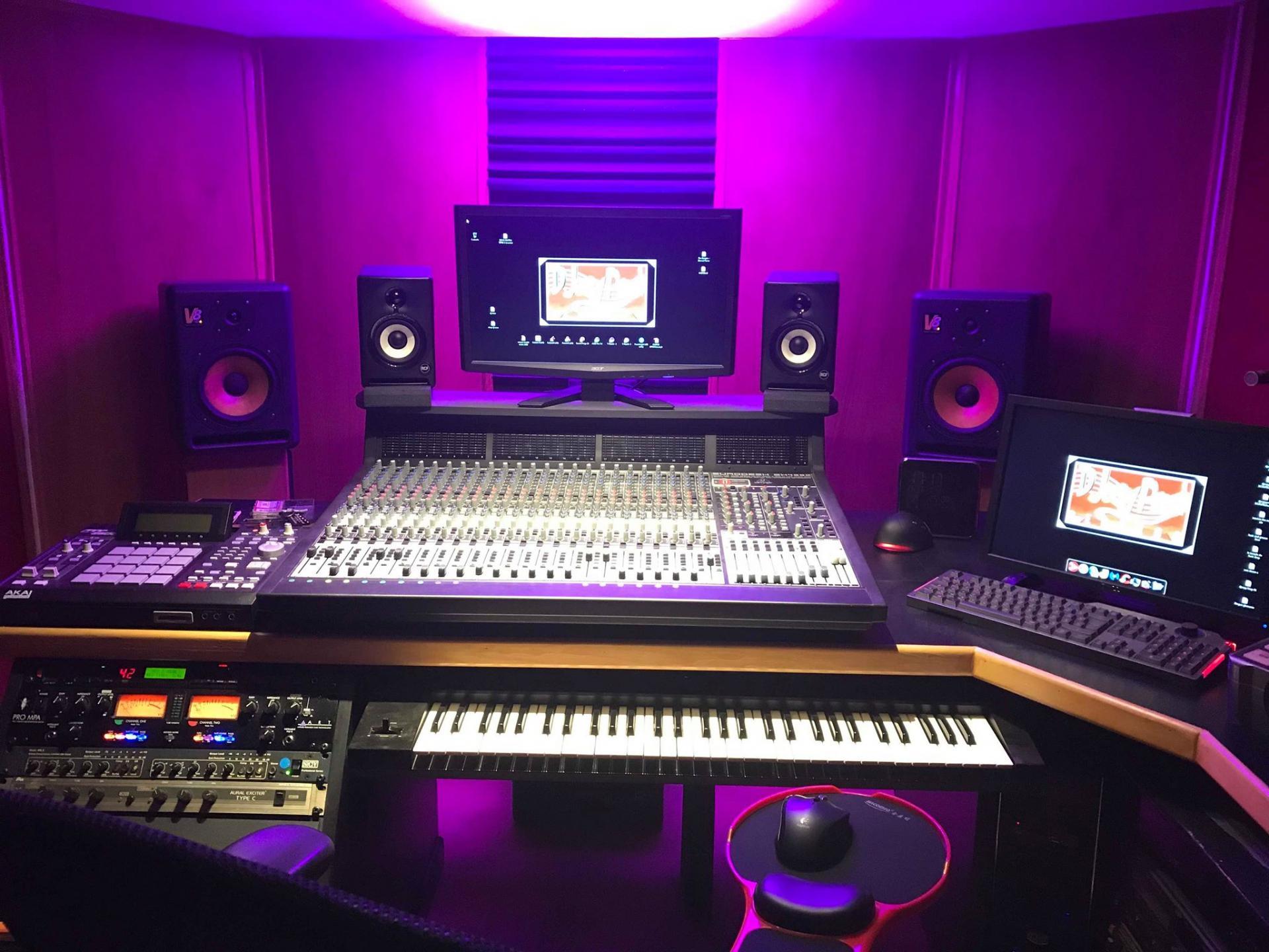 Studio d enregistrement djeepyprod com